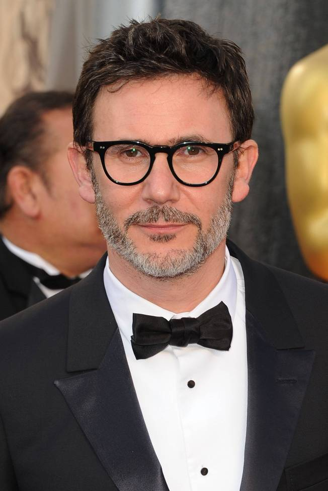 Vicious Glasses on Mr. Michele Hazanavicius